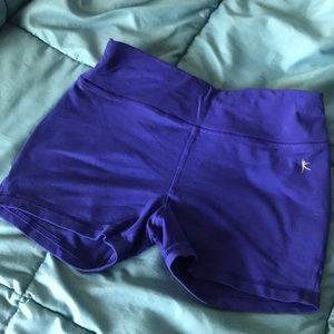 Great pair of Danskin Now yoga shorts XS (0-2)